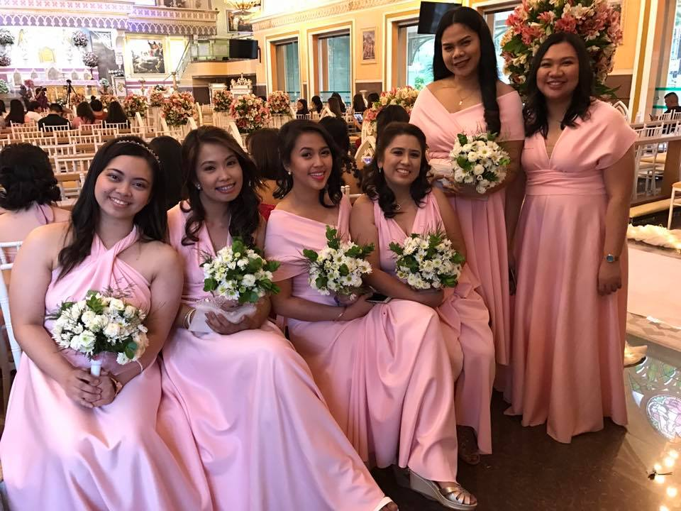 Colorful Gowns For Entourage Ensign - Images for wedding gown ideas ...